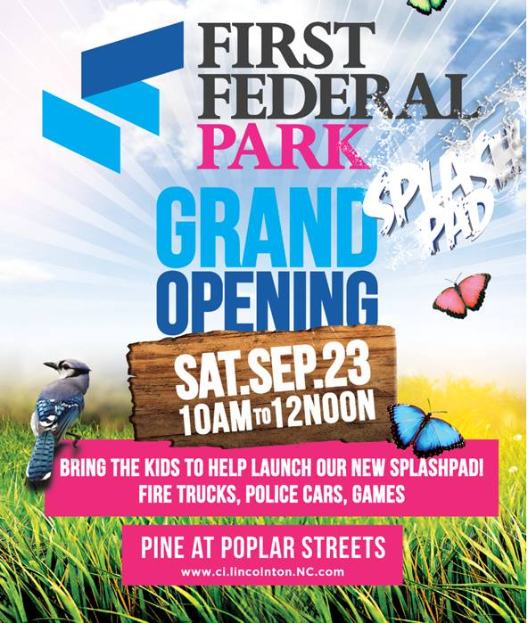 First Federal Park new