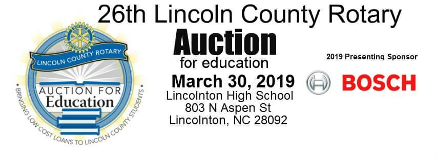 rotary auction 2019