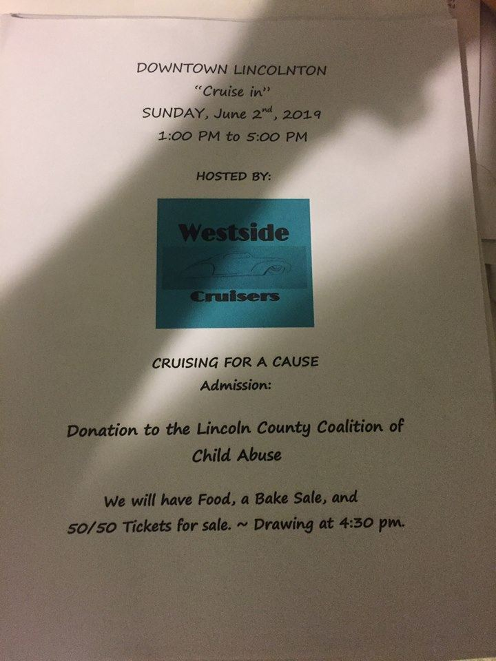 westside cruisers 6.2.19 flyer