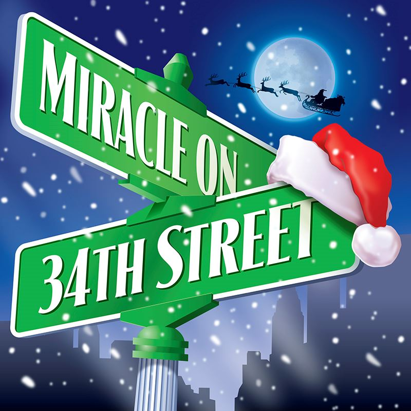 Miracle on 34th Street - street signs
