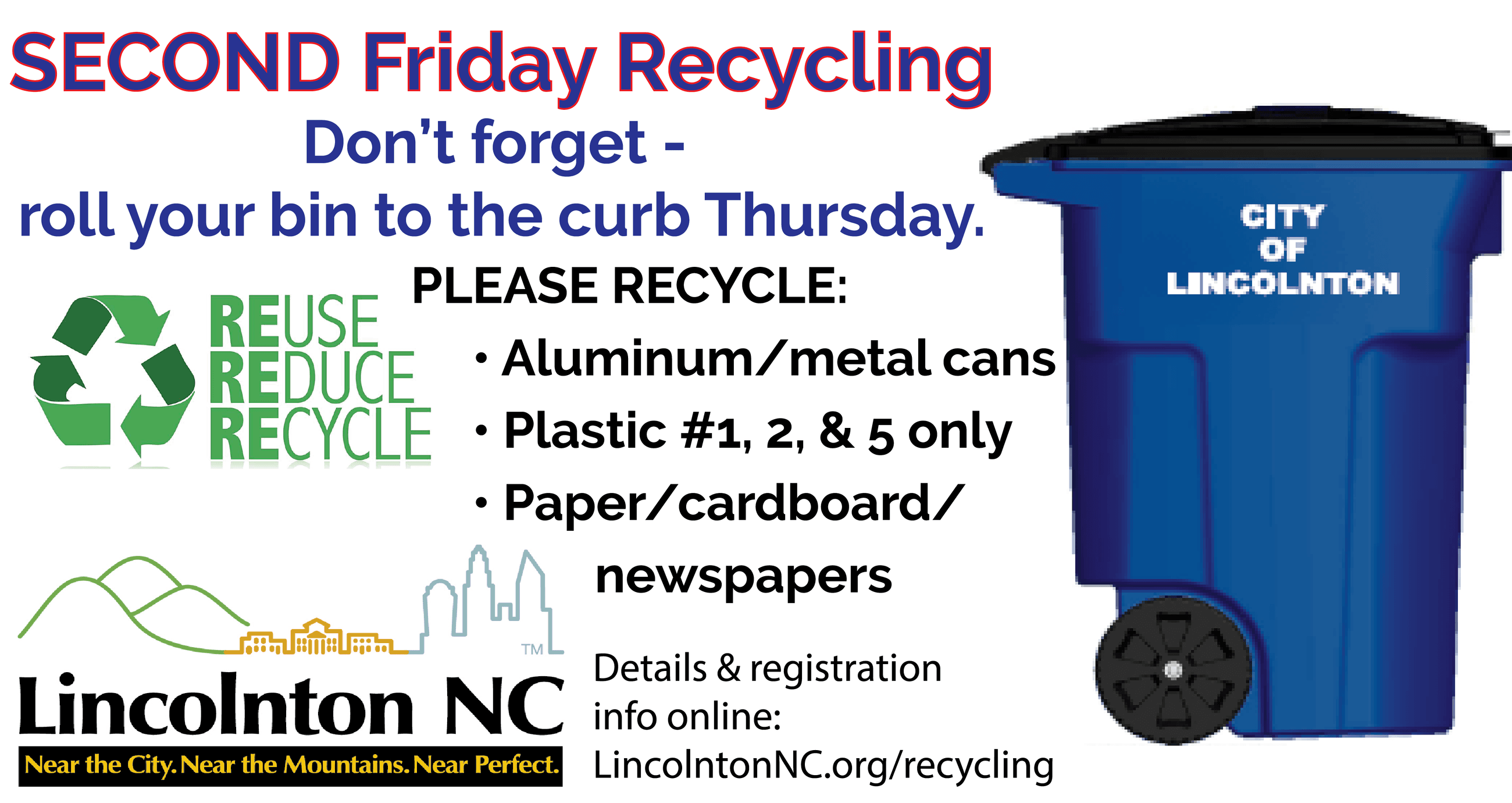 Second Friday Recycling-01